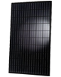 Monocrystalline solar panel q-cells
